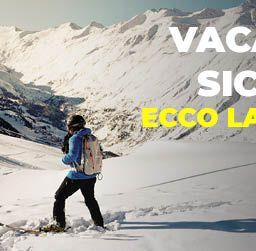 Guida per una vacanza sulla neve in tutta sicurezza.