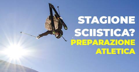 preparazione atletica allo scii
